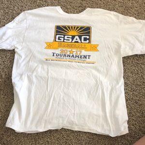 GSAC conference tournament 2017 baseball